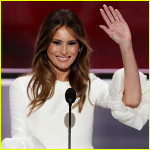 Melania Trump Releases Statement After Plagiarism Accusations