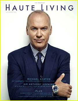 Michael Keaton Says It's a 'Good Thing' He Didn't Quit Hollywood
