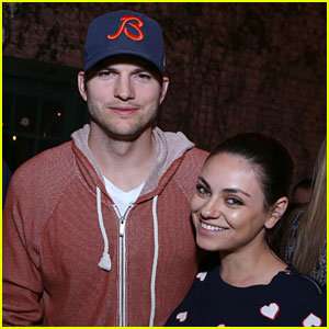 Mila Kunis Answers if Ashton Kutcher's Penis is a 'Carrot Stick or Beer Can?' - Watch Now!