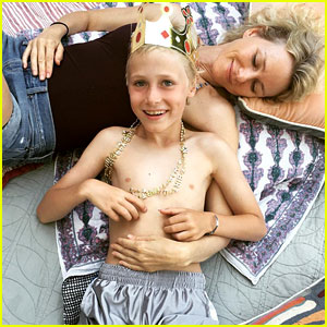 Naomi Watts Wishes Son Sasha Birthday with Sweet Message!