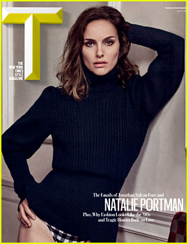 Natalie Portman Talks Motherhood, Acting Technique, & More in Emails ...