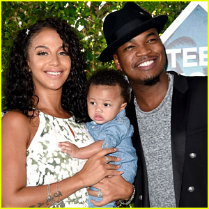 Ne-Yo & Wife Crystal Renay Bring Baby Shaffer to Teen Choice Awards 2016!