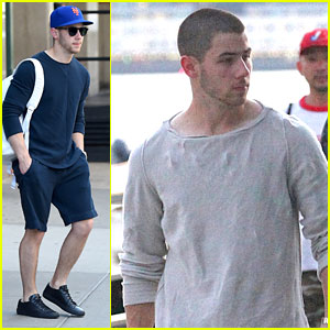 Nick Jonas Shares New Teaser For 'LYWC' Docu-Series