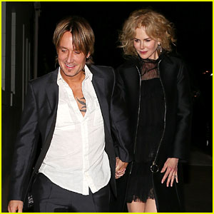 Nicole Kidman Keith Urban Celebrate Their 10th Anniversary