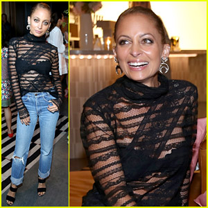 Nicole Richie Says a Bodysuit is Her Latest Style Staple!