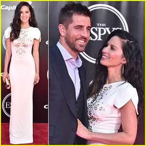 Aaron Rodgers' Girlfriend Olivia Munn Shows Support at ESPYs 2016!