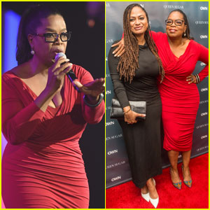 Oprah Gives Heartfelt Speech at Essence Festival 2016