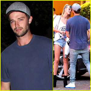 Patrick Schwarzenegger on Scoring Hot Girlfriends: 'I Don't Need to Aim, I Get It'