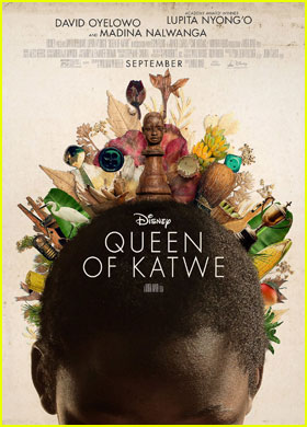 Watch Lupita Nyong'o in the New 'Queen of Katwe' Trailer!