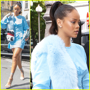 Rihanna Can't Wait To Check Into 'Bates Motel'!