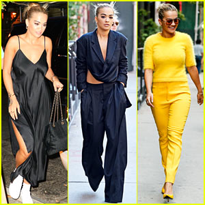 Rita Ora Has A Stylish Week in NYC!