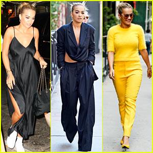 Rita Ora Has A Stylish Week in NYC!