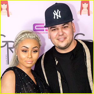 Rob Kardashian Unfollows Blac Chyna, Deletes All Photos of Her