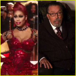 Tim Curry Makes Cameo in Brand New 'Rocky Horror Picture Show' Trailer - Watch Here!