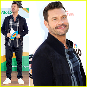 Ryan Seacrest Celebrates Rio Olympics At Social Opening Ceremony!