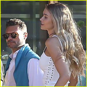 Ryan Seacrest Steps Out With Mystery Blonde Two Nights In A Row