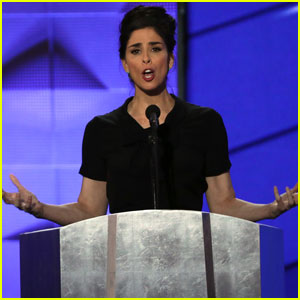 Sarah Silverman Tells Bernie Sanders Supporters They're 'Being Ridiculous'