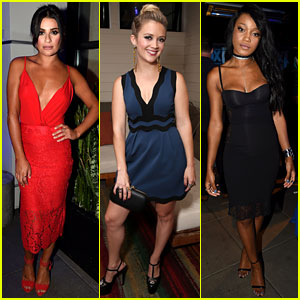 'Scream Queens' Cast Celebrates Together at Fox Comic-Con Party!
