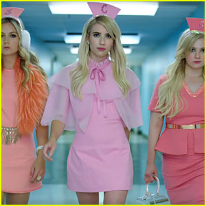 'Scream Queens' Season 2 Gets a Fierce New Promo Video!