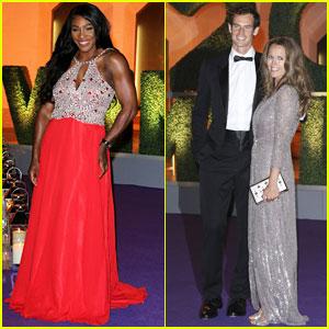 Serena Williams Celebrates 22 Grand Slam Titles!