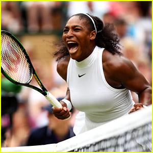 Celebs React to Serena Williams Winning Wimbledon 2016!
