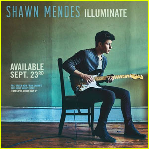 Shawn Mendes Reveals New Album Title & Cover!