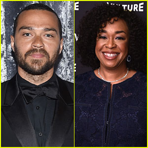 Shonda Rhimes Perfectly Responds to Petition to Get Jesse Williams Fired From 'Grey's Anatomy'