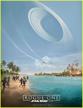 Star Wars' 'Rogue One' Movie Gets Teaser Poster & BTS Video!