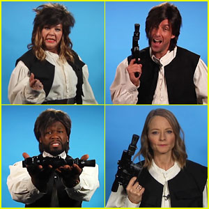 Stars Audition for Young Han Solo Role in Hilarious Video - Watch Now!