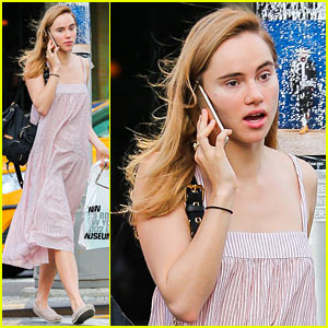 Suki Waterhouse Steps Out After Accessories Line Launch Announcement