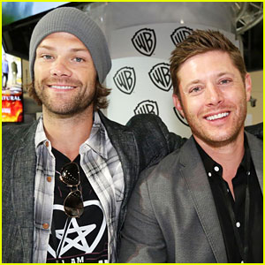 Jared Padalecki & Jensen Ackles Watch as Couple Becomes Engaged During 'Supernatural' Comic-Con Panel!