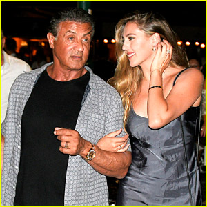 Sylvester Stallone Celebrates His 70th Birthday in St. Tropez!