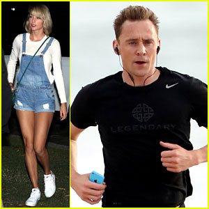 Taylor Swift Emerges After Calvin Harris' Twitter Rant
