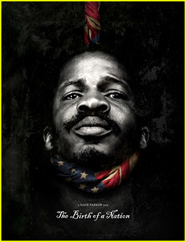 'Birth of a Nation' Poster Features Nate Parker Hung By a Flag