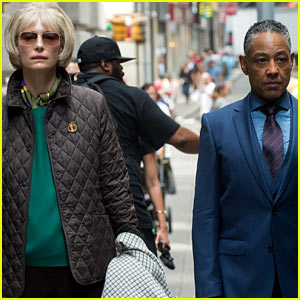 Tilda Swinton & Giancarlo Esposito Look Stern in First Official 'Okja' Photo
