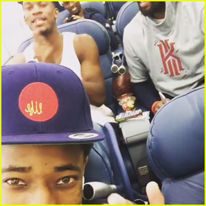 Watch the U.S.A. Men's Basketball Team Sing Vanessa Carlton on the Way to the Olympics 2016 in Rio!
