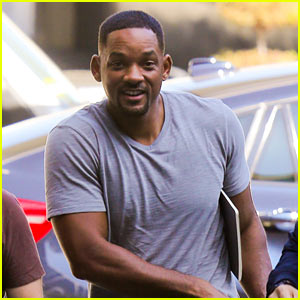 Will Smith Slays As Deadshot in New 'Suicide Squad' Trailer!