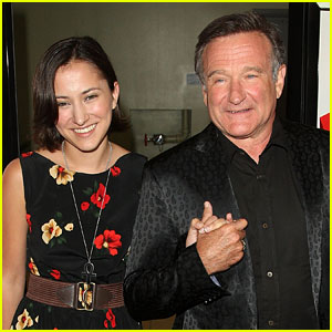 Robin Williams' Daughter Zelda Posts Message on His Birthday