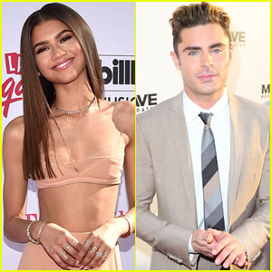 Zendaya In Talks for Zac Efron's Love Interest in 'Greatest Showman' Musical!