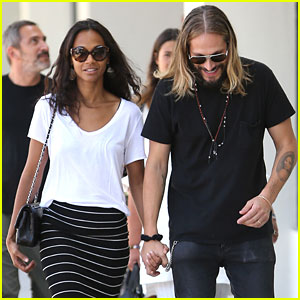 Zoe Saldana Shares Health Update After Hashimoto's Thyroiditis Diagnosis