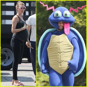 Adam Levine & Maroon 5 Shoot New Music Video Dressed as Monsters