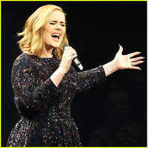 Adele Reschedules Phoenix Tour Date After Illness