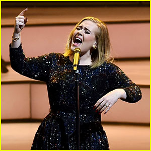 Adele Kicks Off First of Eight Shows in Los Angeles!
