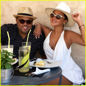 Adrienne Bailon Is Engaged to Israel Houghton!
