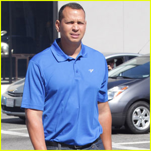 Alex Rodriguez Spends First Weekend of Retirement With Kids