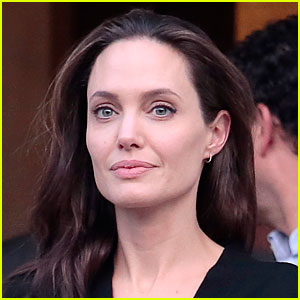 Angelina Jolie Will Teach at Georgetown University in DC