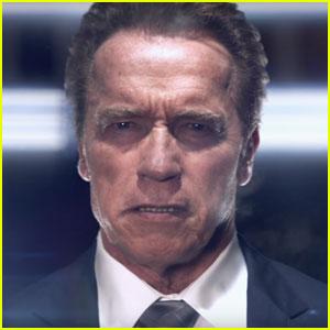 Arnold Schwarzenegger Replaces Donald Trump in First 'Celebrity Apprentice' Teaser