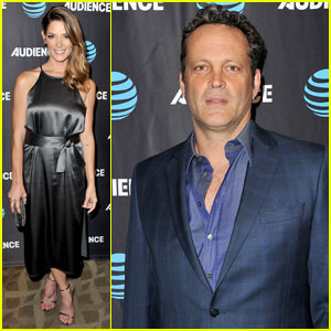 Ashley Greene & Vince Vaughn Attend AT&T's TCA 2016 Event