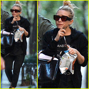 Ashley Olsen Calls Sister Mary-Kate Her 'Best Friend'!
