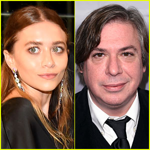 Ashley Olsen Spotted Holding Hands with Artist George Condo